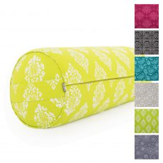 Bodynova-maharaja_collection_yoga_bolster_limone