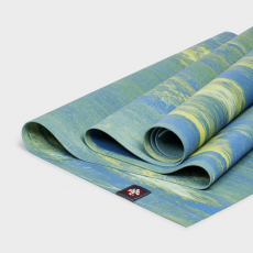Manduka digi lime marbled 2