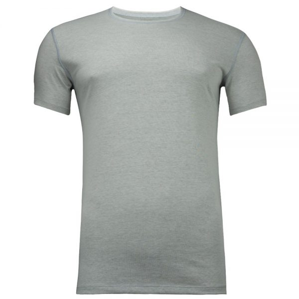 nice- core t grey melange